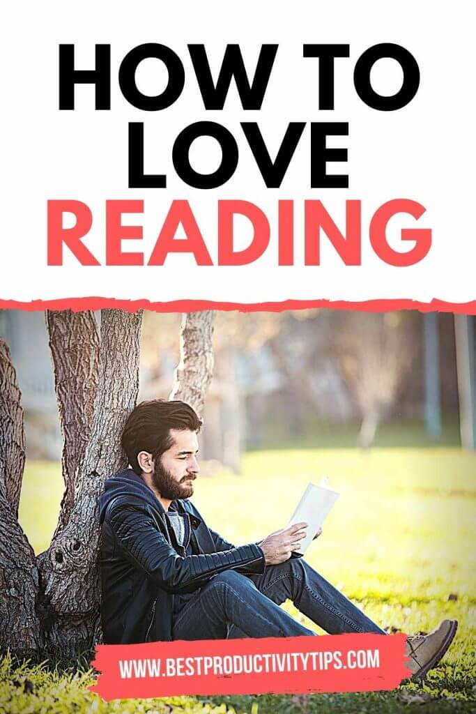 how to love reading? In this post, I'm going to share with you 3 simple ways to make reading as habit so you can love reading for the rest of your life.    how to love reading tips    how to love reading again   how to love reading books   how to love reading student   benefits of reading books